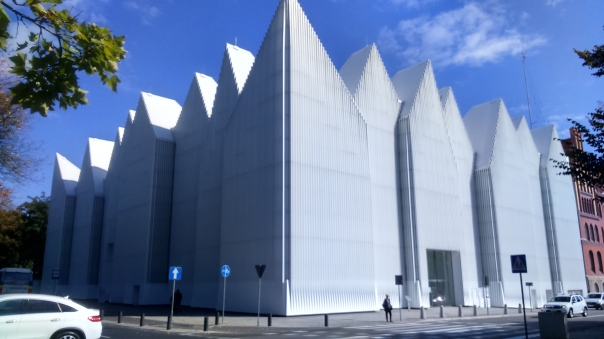 Filarmónica de Szczecin (Polonia)