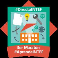 Insignia 3er Maratón Intef